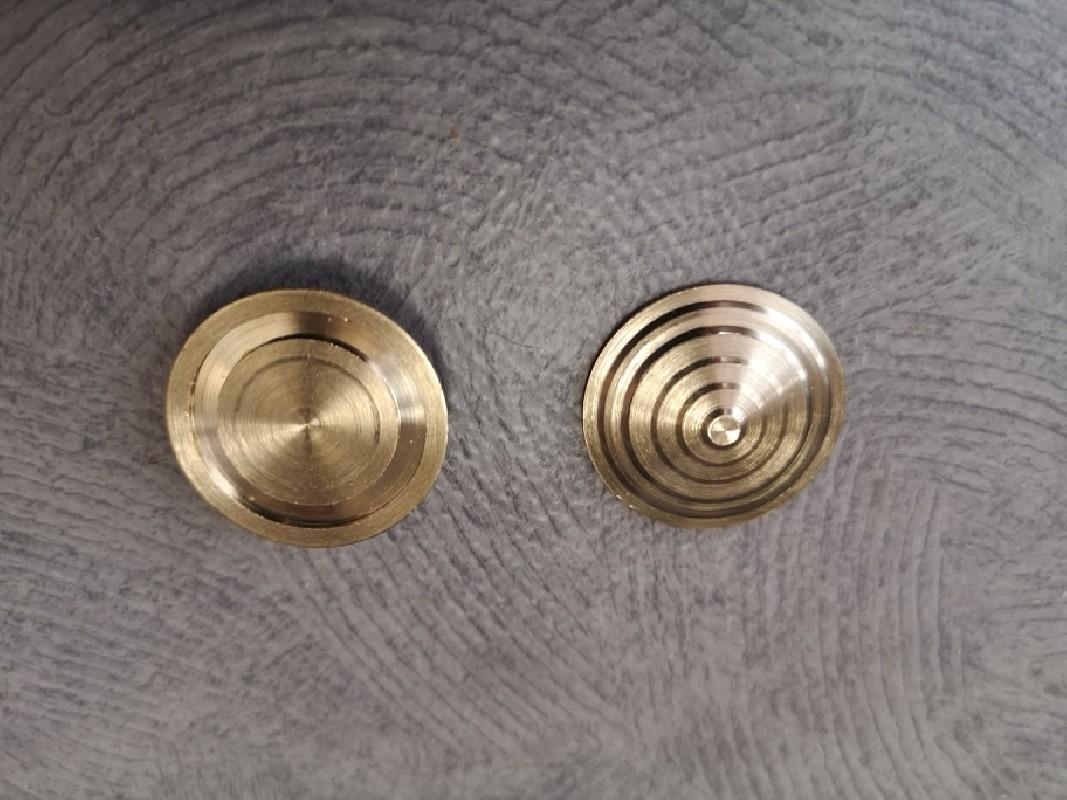 plot podotactile laiton - à coller